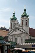 Saint Rochus church, Landstrasser Hauptstrasse, Vienna, Austria