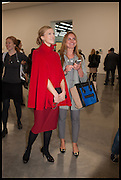 IZABELLA ANDERSSON;  Magdalena GABRIEL, Tracey Emin The Last Great Adventure is You - White Cube, Bermondsey. London. 7 October 2014