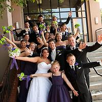 A&A Wedding Party