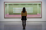 Prada (1) - Andreas Gursky a new exhibiition. The Hayward Gallery reopens on the Southbank after a major refurbishment.