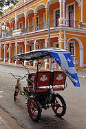 Bicitaxi in Ciego de Avila, Cuba.