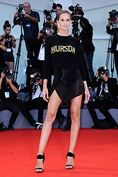 Izabel Goulart attending The Shape of Water Premiere during the 74th Venice International Film Festival (Mostra di Venezia) at the Lido, Venice, Italy on August 31, 2017. Photo by Aurore Marechal/ABACAPRESS.COM