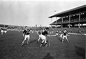 1963 Railway Cup Hurling Semi-Final Ulster v Munster and Leinster v Connacht