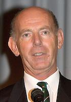 PAPENDAL - Betoog van Fernand Schul tijdens het  Seminar EGA Handicapsysteem 2007-2010.