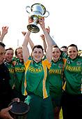Meath v Kildare - Leinster Junior Camogie Final 2011