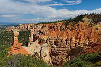 Agua Canyon,Elevation 8800 ,Bryce Canyon National Park,Utah,USA.