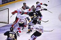 Action  - 06.01.2015 - Hockey sur glace - Rouen / Briancon - 1/2Finale Coupe de France-<br /> Photo : Dave Winter / Icon Sport