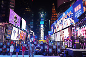 Entertainment: TImes Square New Year's Eve 2020-Jan 1, 2020