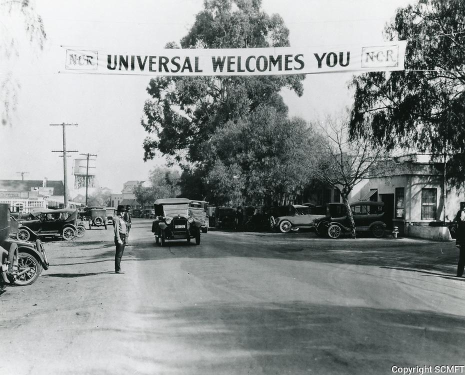 1922 Universal Studios
