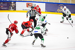 ZAJC Miha during summer Hockey League match between HK SZ Olimpija and HDD SIJ Jesenice, on September 12, 2020 in Ice Arena Bled, Bled, Slovenia. Photo by Peter Podobnik / Sportida