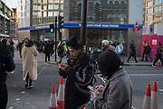 Oxford St, London. 30 January 2019
