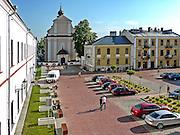 Plac Jana Jaroszewicza w Zamościu