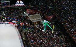 29.12.2015, Schattenbergschanze, Oberstdorf, GER, FIS Weltcup Ski Sprung, Vierschanzentournee, Bewerb, im Bild Manuel Poppinger (AUT) // Manuel Poppinger of Austria during his Competition Jump of Four Hills Tournament of FIS Ski Jumping World Cup at the Schattenbergschanze, Oberstdorf, Germany on 2015/12/29. EXPA Pictures © 2016, PhotoCredit: EXPA/ Peter Rinderer