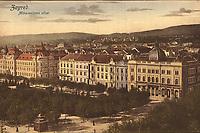 Zagreb : Mihanovićeva ulica. <br /> <br /> ImpresumZagreb : Aquarel M. U. Z., 1917.<br /> Materijalni opis1 razglednica : tisak ; 8,8 x 13,9 cm.<br /> NakladnikAquarel M. U. Z.<br /> Mjesto izdavanjaZagreb<br /> Vrstavizualna građa • razglednice<br /> ZbirkaZbirka razglednica • Grafička zbirka NSK<br /> Formatimage/jpeg<br /> PredmetZagreb –– Ulica Antuna Mihanovića<br /> SignaturaRZG-MIH-6<br /> Obuhvat(vremenski)20. stoljeće<br /> NapomenaRazglednica nije putovala.<br /> PravaJavno dobro<br /> Identifikatori000955090<br /> NBN.HRNBN: urn:nbn:hr:238:815153 <br /> <br /> Izvor: Digitalne zbirke Nacionalne i sveučilišne knjižnice u Zagrebu