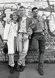 Youth, Nottingham UK 1989