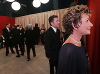 28 April 2006: Judge Judy Sheindlin gets ready to go onstage from the exclusive behind the scenes photos of celebrity television stars in the STAR greenroom at the 33rd Annual Daytime Emmy Awards at the Kodak Theatre at Hollywood and Highland, CA. Contact photographer for usage availability.
