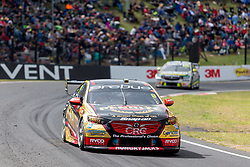 October 8, 2018 - Bathurst, NSW, U.S. - BATHURST, NSW - OCTOBER 07: David Reynolds in the Erebus Penrite Racing Holden Commodore at the Supercheap Auto Bathurst 1000 V8 Supercar Race at Mount Panorama Circuit in Bathurst, Australia on October 07, 2018 (Photo by Speed Media/Icon Sportswire) (Credit Image: © Speed Media/Icon SMI via ZUMA Press)