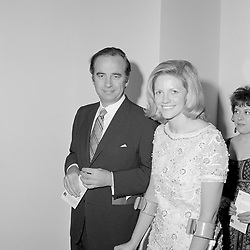 29 March 1972 - Rupert Murdoch and his wife Anna Murdoch at the opening of the Tutankhamun exhibition at The British Museum, London.<br /> <br /> Photo by Desmond O'Neill Features Ltd.  +44(0)1306 731608  www.donfeatures.com