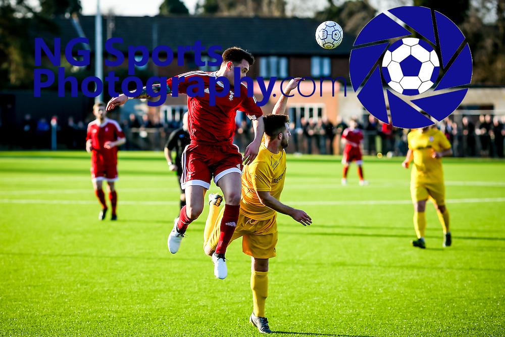 Bracknel Town FC vs Flackwell Heath FC