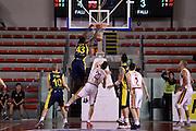 Linton Johnson<br /> Unicusano Roma - Givova Scafati<br /> Campionato Basket LNP 2016/2017<br /> Roma 10/01/2017<br /> Foto Ciamillo-Castoria