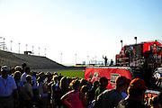 14-15 September, 2012, Fontana, California, USA.Driver introductions.(c)2012,  Jamey Price.LAT Photo USA