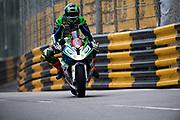 Michael SWEENEY, Martin Jones Racing, BMW<br /> 64th Macau Grand Prix. 15-19.11.2017.<br /> Suncity Group Macau Motorcycle Grand Prix - 51st Edition<br /> Macau Copyright Free Image for editorial use only