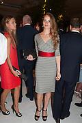 IRENE FORTE; PETRA PALUMBO, The Cartier Chelsea Flower show dinner. Hurlingham club, London. 20 May 2013.