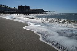 Aberystwyth beach, Wales