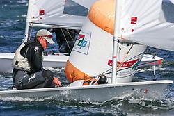 , Kiel - Young Europeans Sailing 14.05. - 17.05.2016, Laser Rad. M - GER 207526 - Peer Rasmus KÜHNELT - Kieler Yacht-Club e. V