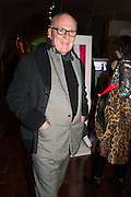 JOHN PEARCE, Isabella Blow: Fashion Galore! private view, Somerset House. London. 19 November 2013