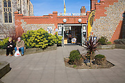 Cromer museum, Norfolk, England