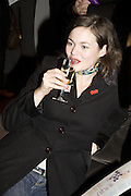 Jasmine Guinness, Make-A-Wish Charity Evening at Selfridges, Selfridges,  400 Oxford St. London. 17 December 2007. -DO NOT ARCHIVE-© Copyright Photograph by Dafydd Jones. 248 Clapham Rd. London SW9 0PZ. Tel 0207 820 0771. www.dafjones.com.