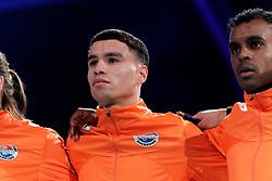 17-11-2019 NED: World Port Boxing Netherlands - Kazakhstan, Rotterdam<br /> 3rd World Port Boxing in Excelsior Stadion Rotterdam / Enrico Lacruz (NED)