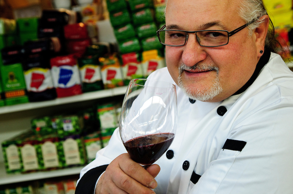 Ramon Mario Gimenez owns and operates Buenos Aires Liquors & Deli, an unassuming corner store on Chicago's northwest offering specialty products from his home country of Argentina and South America, including house-made empanadas, sandwiches and sweets.