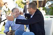 August 15, 2019:  Quail Motorsport Gathering, Stefano Domenicali, CEO of Lamborghini, Jean Todt, President of the FIA