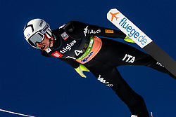 Sebastian Colloredo (ITA) during the Trial Round of the Ski Flying Hill Individual Competition at Day 1 of FIS Ski Jumping World Cup Final 2019, on March 21, 2019 in Planica, Slovenia. Photo by Matic Ritonja / Sportida