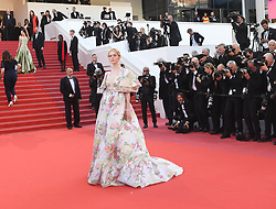 Les Miserable premiere at the 72nd Cannes Film Festival. 15 May 2019 Pictured: Elle Fanning. Photo credit: MEGA TheMegaAgency.com +1 888 505 6342