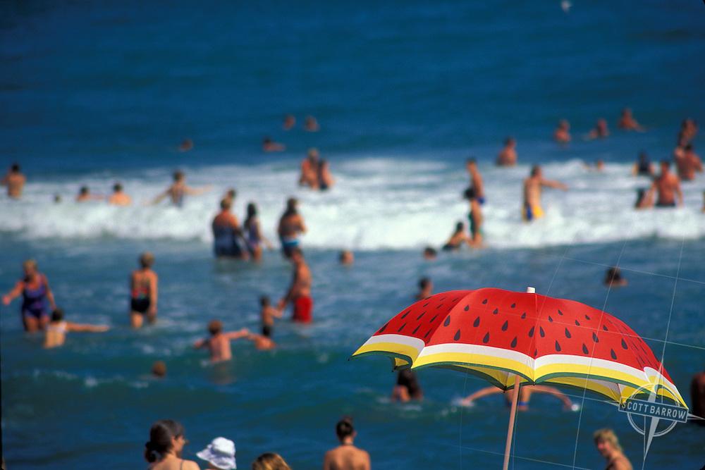 The Sea, Beach Scenes
