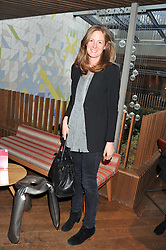 at a ladies lunch hosted by Thomasina Miers at her restaurant Wahaca, 19-23 Charlotte Street, London W1 on 17th January 2013.