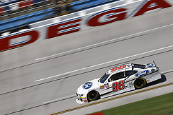 April 27, 2018 - Talladega, Alabama, United States of America - Chase Briscoe (98) brings his race car down the front stretch during practice for the Spark Energy 300 at Talladega Superspeedway in Talladega, Alabama. (Credit Image: © Chris Owens Asp Inc/ASP via ZUMA Wire)