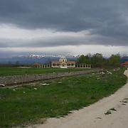 Building in Nakolec, FYR Macedonia