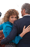 Italian Actress, Director, Producer Valeria Golino at the Members of the Jury photo call at the 69th Cannes Film Festival Wednesday 11th May 2016, Cannes, France. Photography: Doreen Kennedy