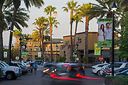 Town Center Aliso Viejo Parking Lot