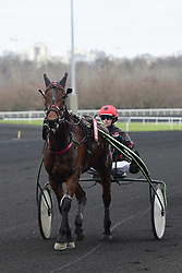 January 13, 2019 - France - Delia du Pommereux - Damien Bonne (Credit Image: © Panoramic via ZUMA Press)