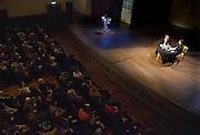 Nederland, Nijmegen, 16-3-2013Boekenfeest in Nijmegen met oa Dimitri Verhulst, Oek de Jong en Kees van Kooten.Foto: Flip Franssen/Hollandse Hoogte