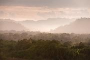 Alto Madre de Dios River (High mother of god), Manu National Park, Peru, South America