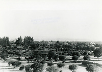 1904 Looking southeast from Hollywood Blvd. & Cahuenga Ave.