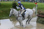 COOL DANCER ridden by Olivia Wilmot  at Bramham International Horse Trials 2016 at  at Bramham Park, Bramham, United Kingdom on 11 June 2016. Photo by Mark P Doherty.