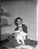 1954 Baby pictures of Mr. J. McKeever