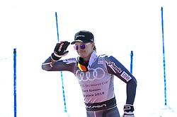 March 16, 2019 - El Tarter, Andorra - Henrik Kristoffersen of Norway Ski Team, during Men's Giant Slalom Audi FIS Ski World Cup race, on March 16, 2019 in El Tarter, Andorra. (Credit Image: © Joan Cros/NurPhoto via ZUMA Press)